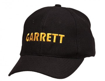 Garret Caps, sort